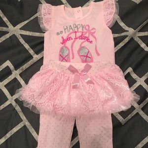 Brand new with tags 18 month outfit